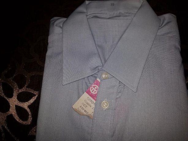 Рубашка новая, короткий рукав, раз.48