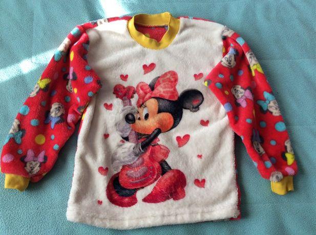 Пижама на девочку 3-4-5 лет