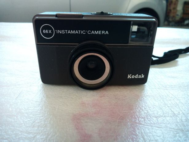 Kodak instamatic 66-x