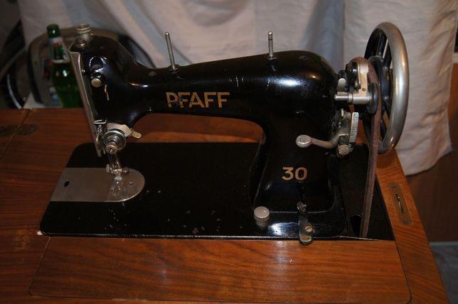 Maszyna do szycia - niemiecka - PFAFF 30