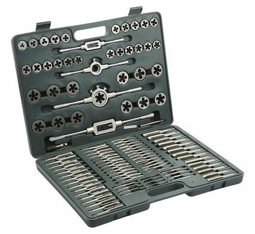 Набор инструментов метчиков и плашек Mannesmann 110 ел. Германия