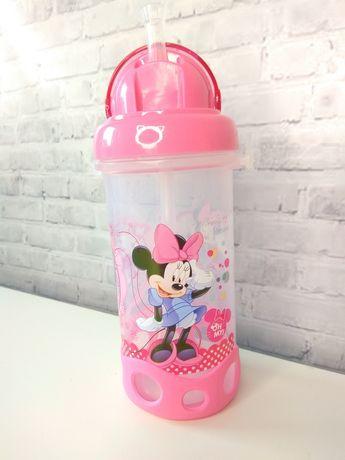 Поилка бутылочка непроливайка детская для девочки