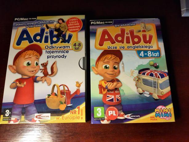 Gry edukacyjne Adobe 4-8 lat