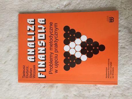"""""""Analiza finansowa"""" Problemy metodyczne w ujęciu praktycznym"""