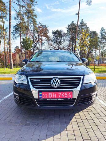 Автомобиль Volkswagen Passat B6