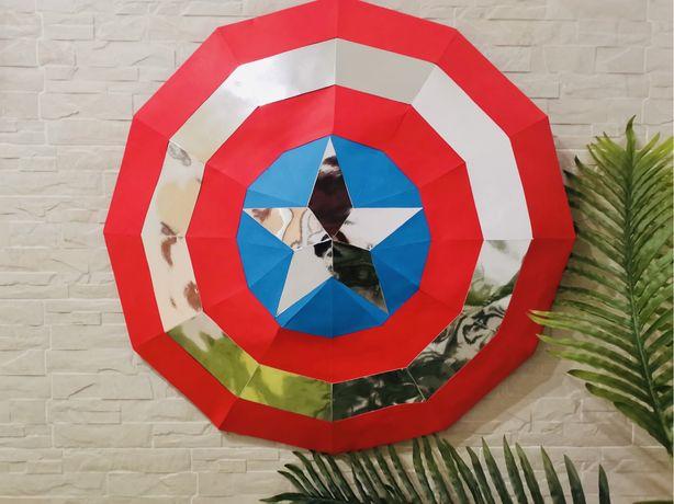 Papercraft Escudo Capitão America