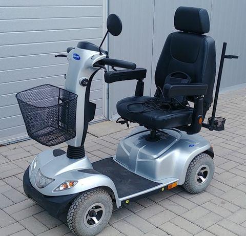 Skuter wózek inwalidzki elektryczny skutery wózki Invacare Orion