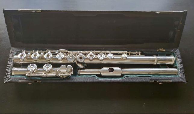 Flauta Transversal toda Altus A1007