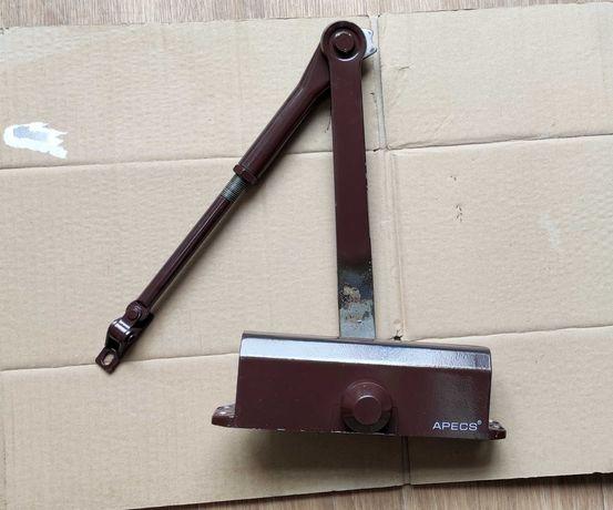 Доводчик двери APECS на тяжелую дверь 120 кг