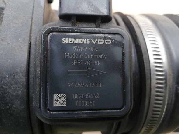 Przepływomierz przepływa Siemens VDO Citroen C5 II Peugeot 2.0 Hdi 136