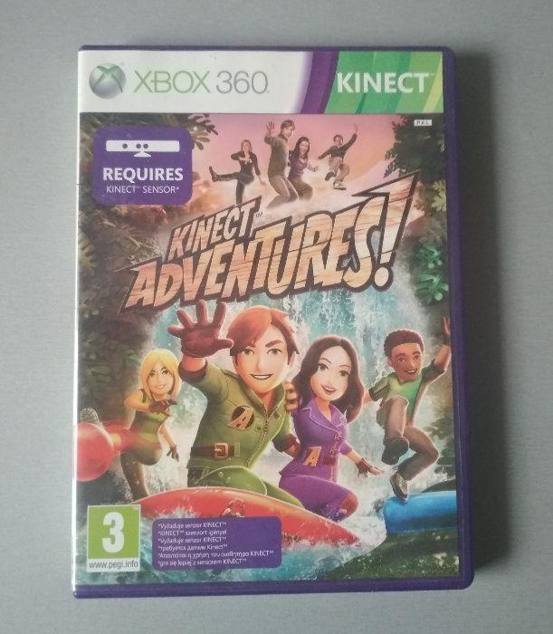 Kinect Adventures Xbox 360 Stan bardzo dobry! Bydgoszcz - image 1