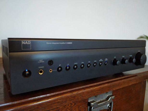 Wzmacniacz NAD C 326 BEE