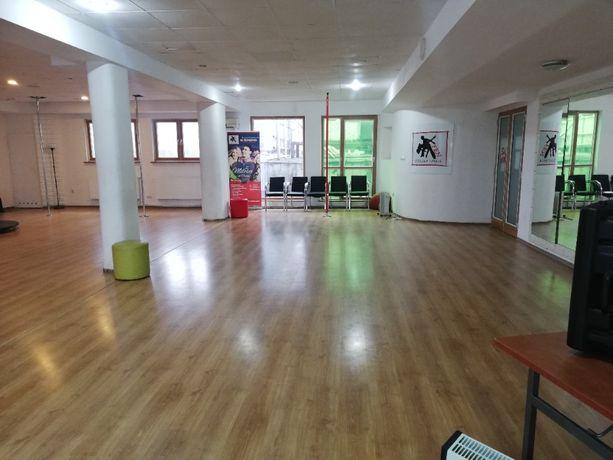 Sala taneczna do wynajęcia na lekcje indywidualne od 35zł* - do 3 osób