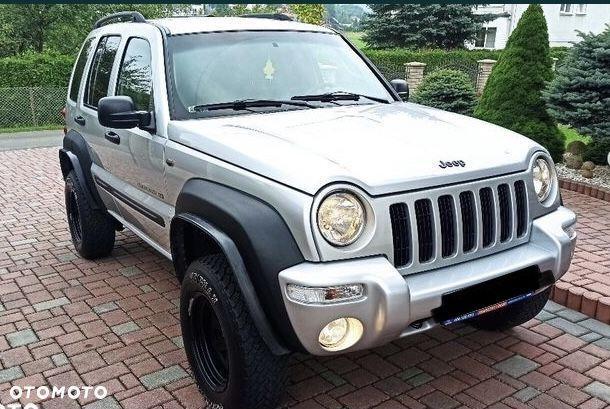 Jeep Cherokee Jeep Cherokee KJ / Liberty 3.7, full drive, LPG