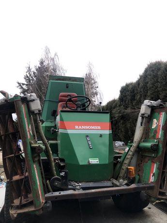 Traktorek kosiarka wrzecionowa Kubota