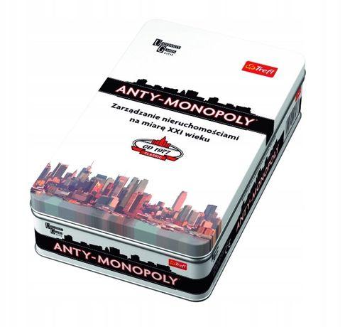 Anty monopoly gra planszowa
