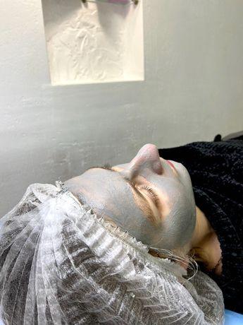 Косметолог, чистка лица, пилинги