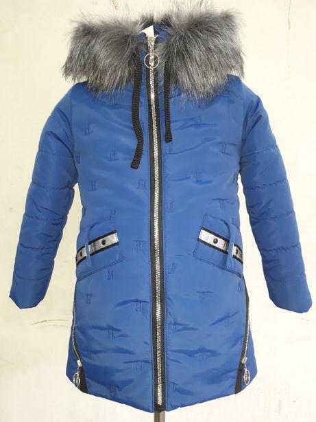 Зимняя куртка для девочек Д15