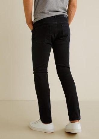 Mango jude джинсы скинни для стройного парня р ХС