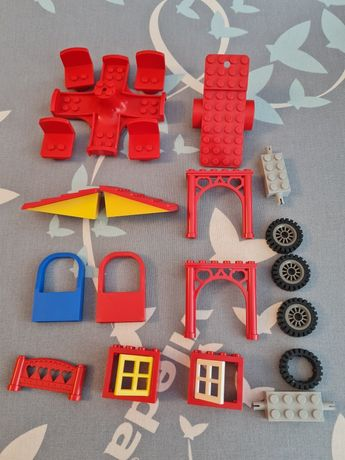 Klocki lego piraci i inne