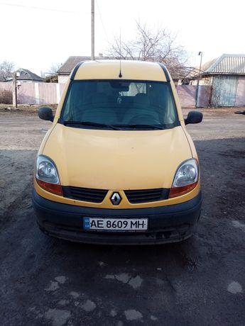Продам Renault kangoo 2006 1.5 дизель