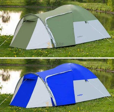 Палатка намет туристичний Acamper Monsun 4  двошаровий непромокаючий