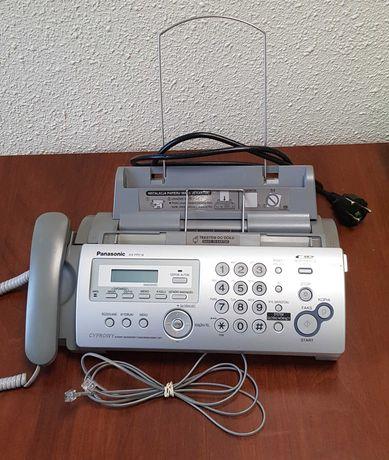 Telefon i Fax Panasonic KX-FP218