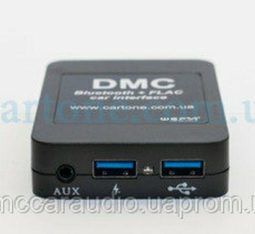 Адаптер, эмулятор USB, AUX, Bluetooth Subaru forester Kenwood gx806ef2