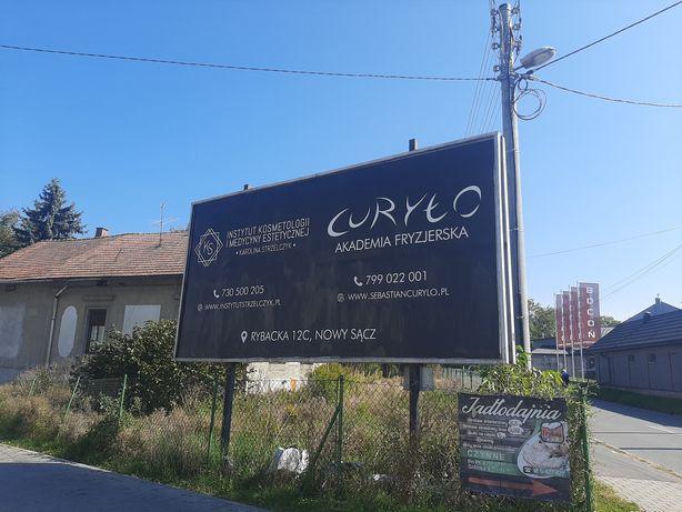 Tablica reklamowa bilboard 2 stronny sprzedam 2000 zl