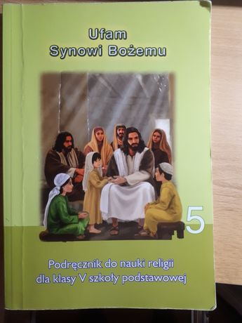 Podręcznik do nauki religi klasa 5