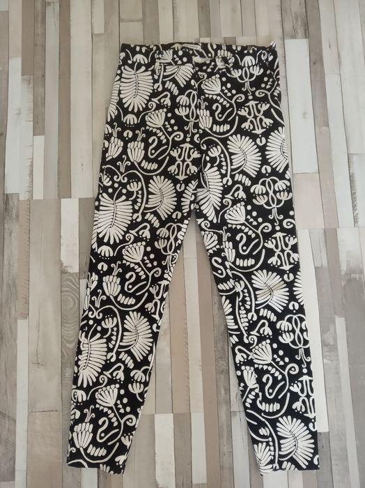 Spodnie rurki cygaretki rozmiar 34/36 Chorzów - image 1