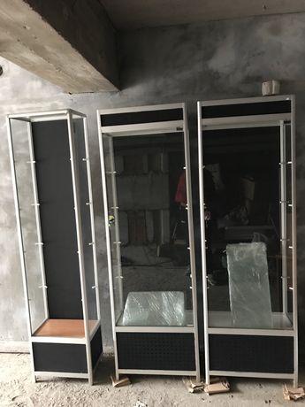 стеклянные витрины