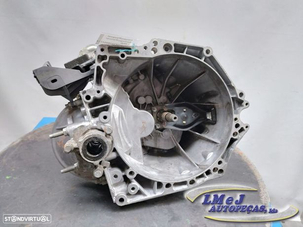 Caixa de velocidades manual Usado PEUGEOT/PARTNER Box/1.6 HDi | 03.13 - REF. 20...