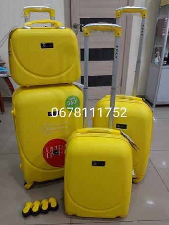 FLY к 310 Польща 3-ка.+ Кейс валізи чемоданы