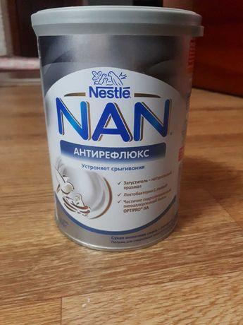 Детская смесь NAN антирефлюкс 700р.