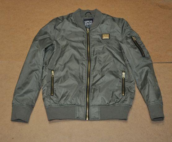 Supply & demand мужской бомбер куртка