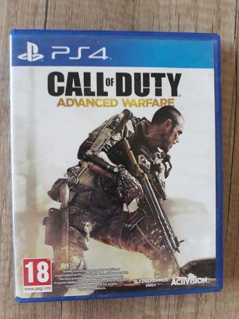 PS4 CALL OF DUTY A dvanced warfare