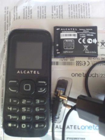 Telefon Alcatel kom.