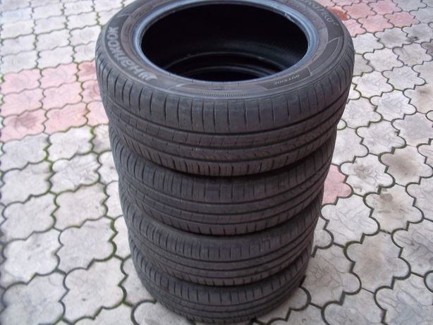 покрышки , резина, колёса, Б\У HANKUUK kinergy eco 2 205\55\16 91H