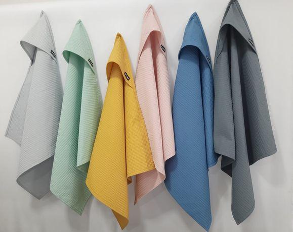 Ręcznik z kapturkiem Okrycie kąpielowe Waffel
