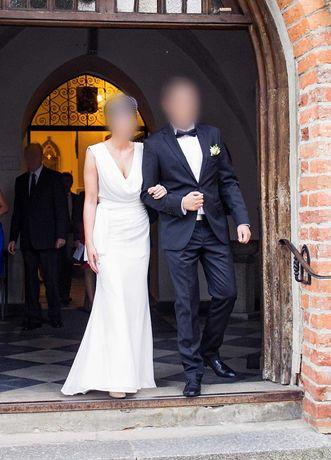Suknia ślubna Cymbeline Paris rozmiar 38