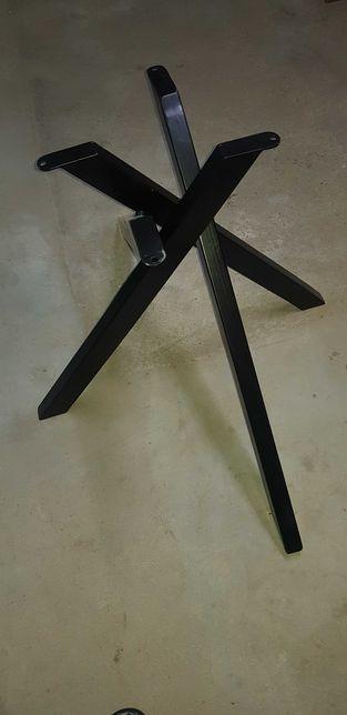 Stelaż metalowy do stołu