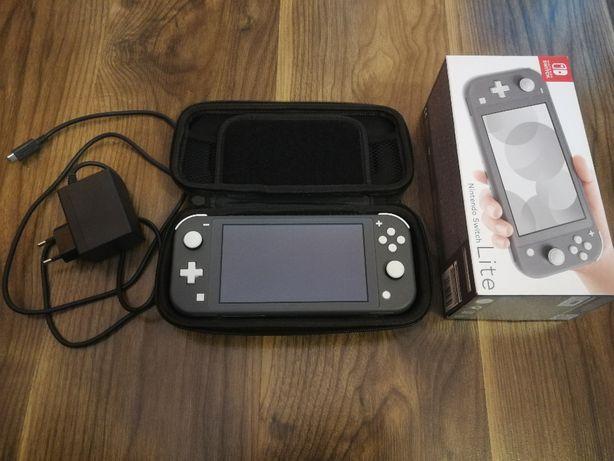 Nintendo Switch Lite 32GB Gray Jak Nowy Gwarancja
