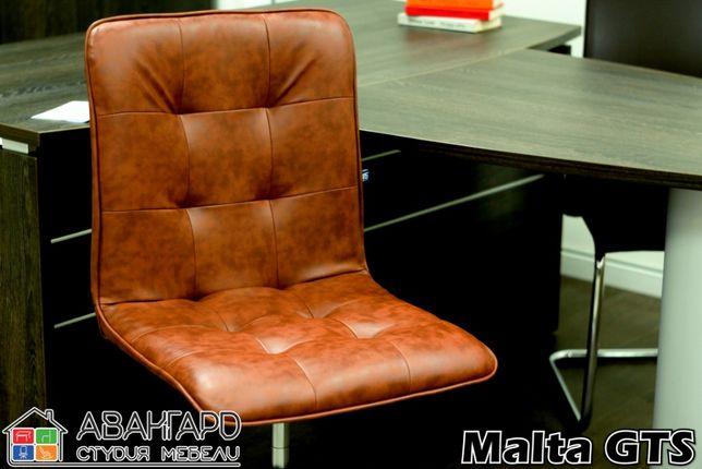 """Офисное компьютерное рабочее кресло из экокожи """"Malta GTS"""""""