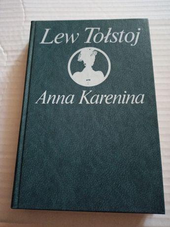 Lew Tołstoj. Anna Karenina tom 1,2
