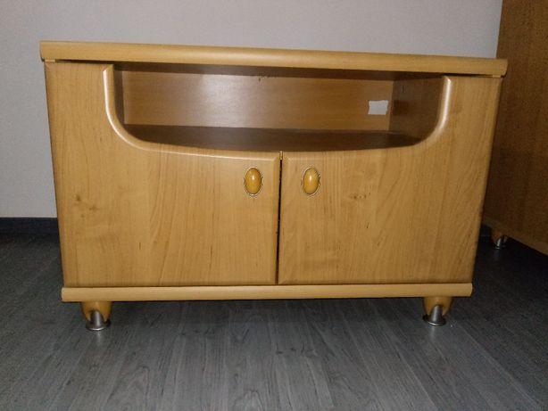 Szafka RTV TV System BRW komoda stolik pod telewizor BDB stan