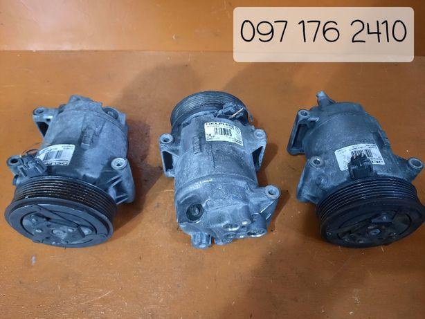 Компрессор кондиционера для Renault Megane Scenic 1.9dci 8200457418
