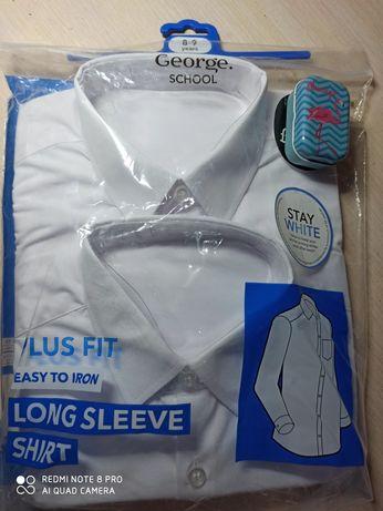 Школьная рубашка (8-9 лет)