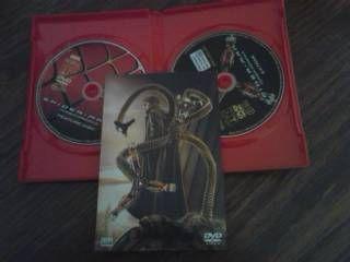 Homem - Aranha, Homem - Aranha 2 / 3 DVD