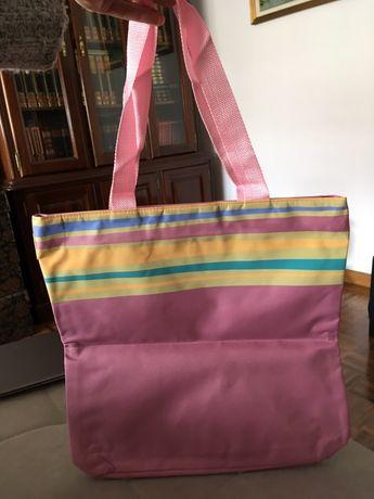 Bolsa para a praia